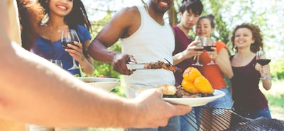 Build Your Own Grill and Throw an Epic Backyard BBQ Party