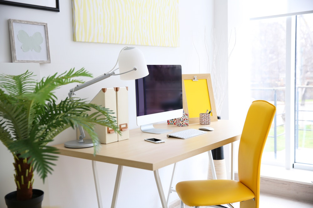 3 Crucial Tips for Increasing Your Productivity at The Home Office