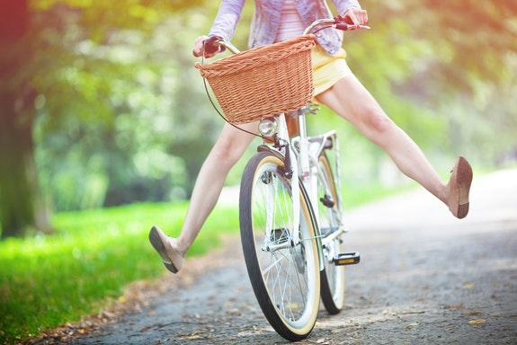 Cycling to Work and Other Activities for National Bike Month