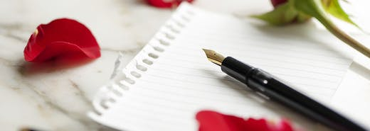 Can a short love poem help you get ahead in the world of modern dating?