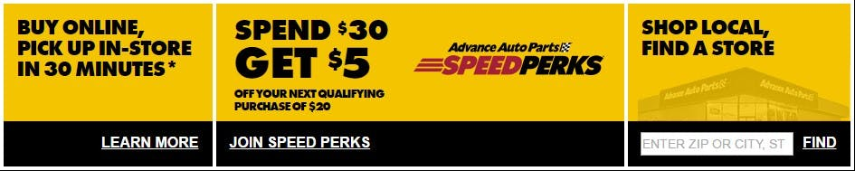 Advance Auto Parts Coupon Codes | July 2019