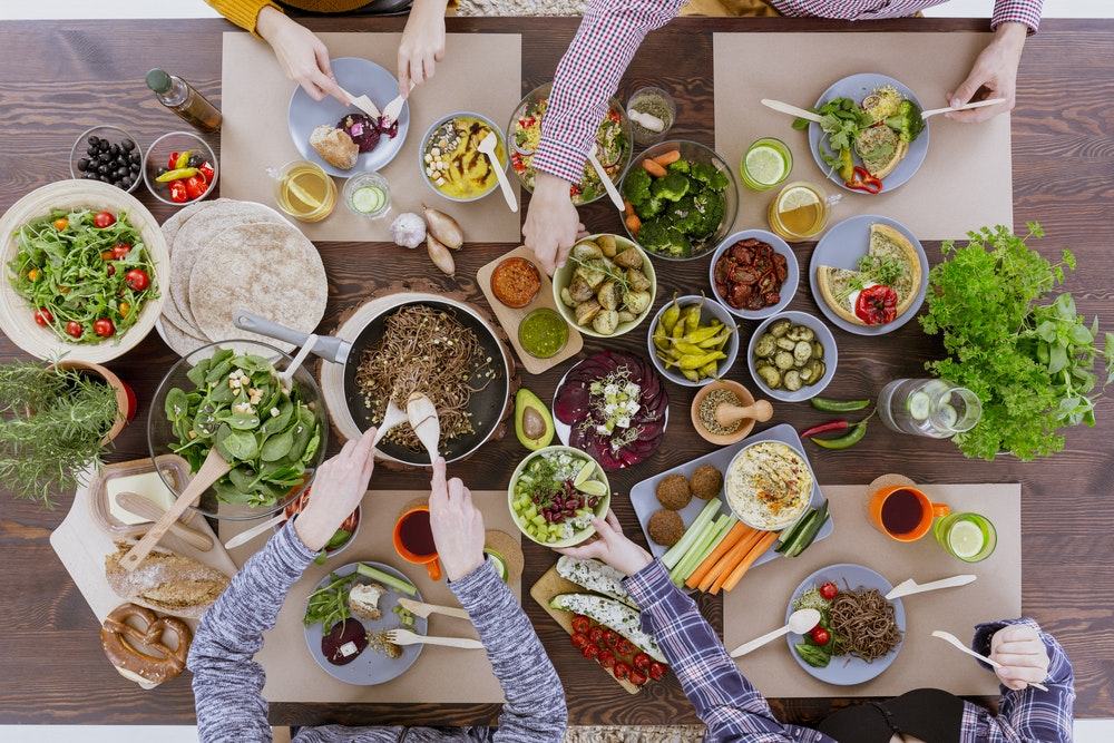 The Vegetarian and Vegan Essentials to Know for #meatlessmonday