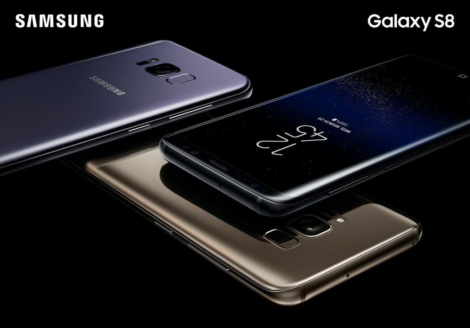 Samsung Galaxy S8 & S8 Plus—What's New?