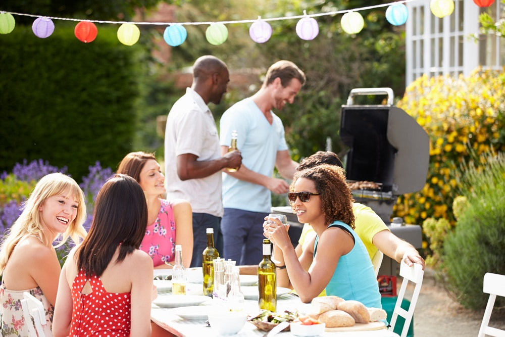 Everything You Need to Know About Throwing an Outdoor Garden Party