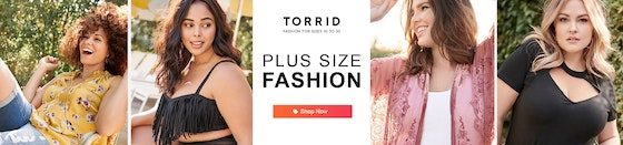 Torrid Plus Size Fashion