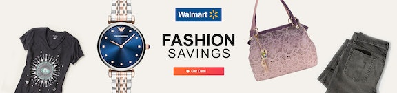 Walmart Fashion Savings